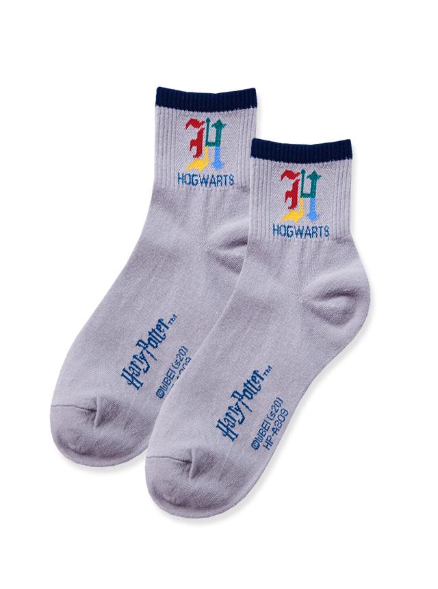 哈利波特中筒羅紋襪-09