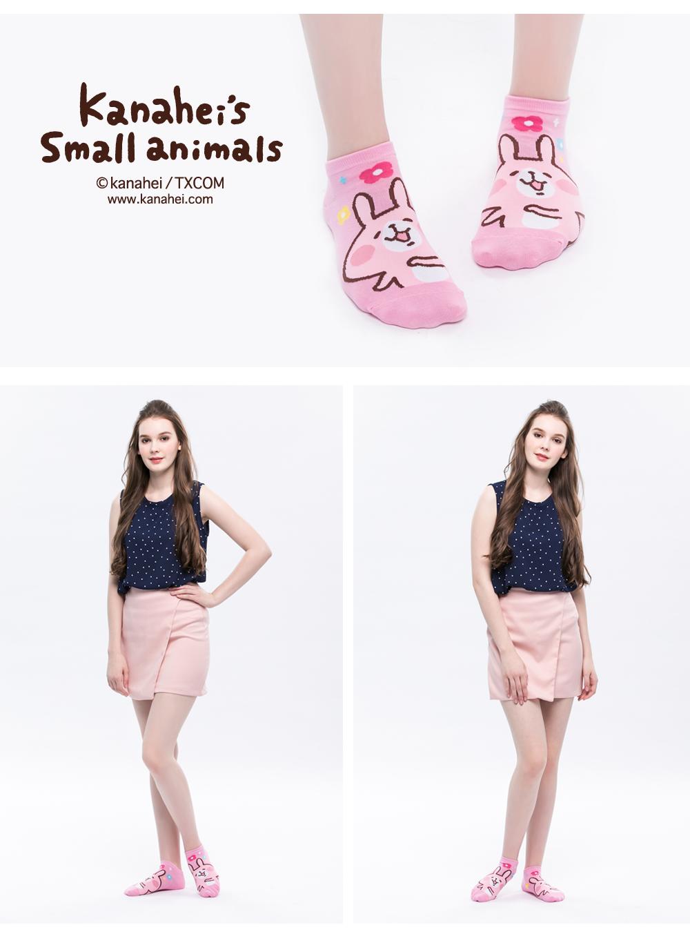 卡娜赫拉與小動物-襪